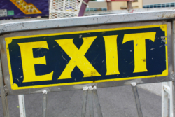 foto exit